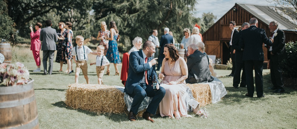 Chrisine and James Summer Wedding 2017, Little MIss Boyco